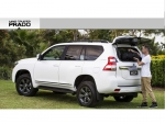 Đánh giá xe ôtô Toyota Land Cruiser Prado 2016