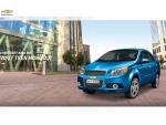 Đánh giá ngoại thất Chevrolet Aveo 2016