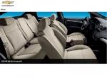 Đánh giá nội thất Chevrolet Aveo 2016