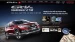 Ô tô Honda CR-V giảm giá sốc từ 01/09/2017 đến 10/10/2017