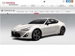 Đánh giá xe ôtô Toyota 86 2017: dòng thể thao đáng tiền!