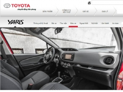 Đánh giá nội thất xe Toyota Yaris 2016