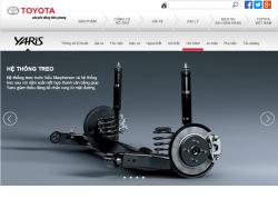 Đánh giá khả năng vận hành xe Toyota Yaris 2016