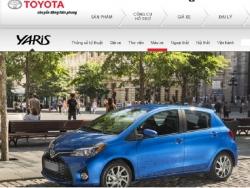 Đánh giá xe ôtô Toyota Yaris 2016