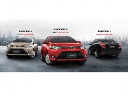 Đánh giá màu xe Toyota Vios 2016