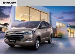 Đánh giá khả năng vận hành Toyota Innova 2016