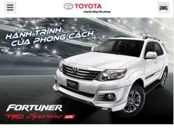 Đánh giá ngoại thất Toyota Fortuner 2016