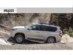Đánh giá mức độ an toàn xe Toyota Land Cruiser Prado 2016