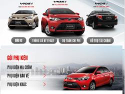 5 lý do nên mua ngay một chiếc Toyota Vios 2016!
