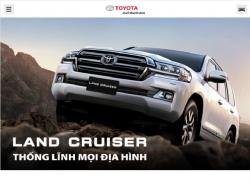 Đánh giá khả năng vận hành Toyota Land Cruiser 2016