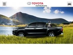 Đánh giá mức độ an toàn xe Toyota Hilux 2016