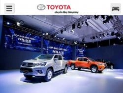 Đánh giá màu xe Toyota Hilux 2016