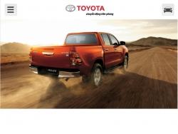 Đánh giá xe ôtô Toyota Hilux 2016