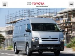 Đánh giá khả năng vận hành Toyota Hiace 2016