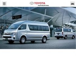 Đánh giá mức độ an toàn xe Toyota Hiace 2016