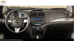 Đánh giá nội thất Chevrolet Duo 2016