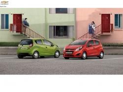 Đánh giá màu xe Chevrolet Duo 2016