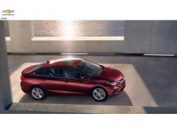 Đánh giá thông số kỹ thuật xe Chevrolet Cruze 2016: những nâng cấp đáng tiền!