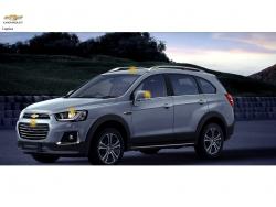 Đánh giá ngoại thất Chevrolet Captiva 2016: cứng cáp, nam tính và khỏe khoắn đặc trưng vốn có của SUV