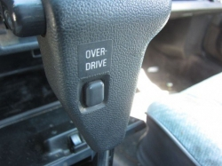 Chức năng O/D trên xe số tự động: cần biết để sử dụng đúng cách