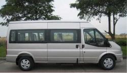 Triệu hồi gần 7000 chiếc xe Ford Transit lắp ráp tại Việt Nam do lỗi cảm biến