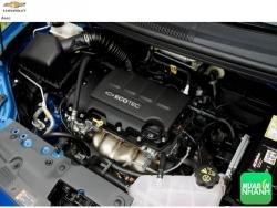 Đánh giá khả năng vận hành Chevrolet Aveo 2016