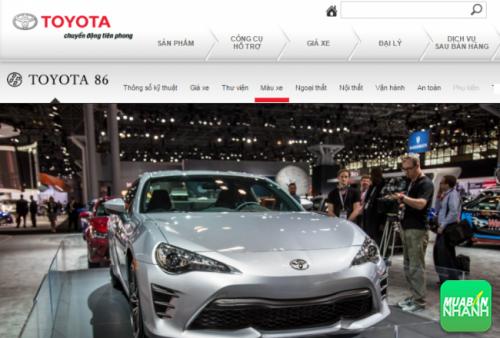 Cạnh tranh cùng phân khúc với Toyota 86 có những dòng xe nào?