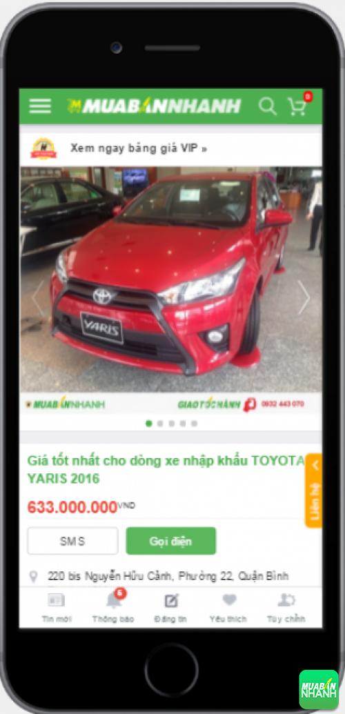 Đánh giá Toyota Yaris 2016 từ người dùng trên Mạng xã hội MuaBanNhanh
