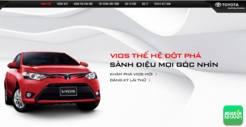 Đánh giá ngoại thất Toyota Vios 2016