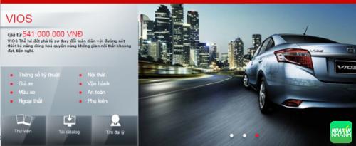 Đánh giá khả năng vận hành Toyota Vios 2016