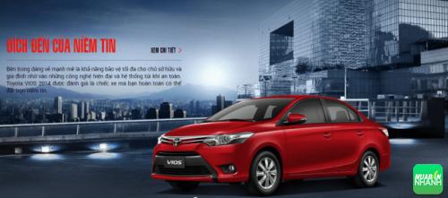 Đánh giá mức độ an toàn xe Toyota Vios 2016