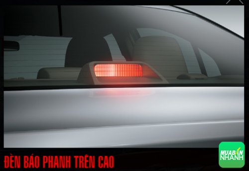 Đèn báo phanh trên cao Toyota Vios 2016