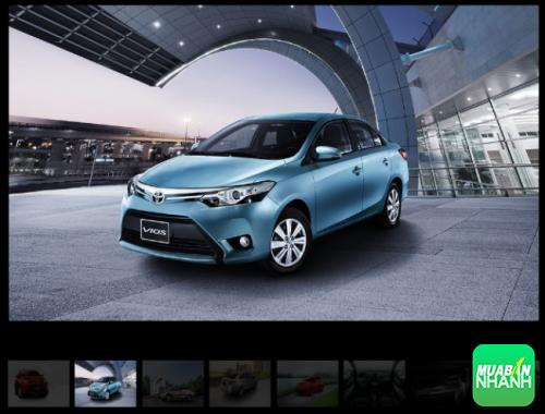 Đánh giá xe ôtô Toyota Vios 2016