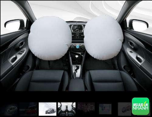 Toyota Vios 2016 người bạn đồng hành đáng tin cậy của bạn và gia đình