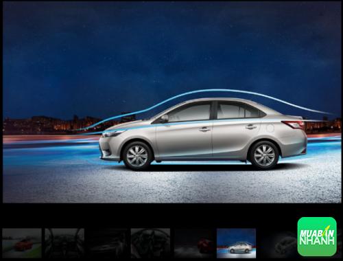 An toàn là trên hết: phương châm nâng cấp trang bị kỹ thuật Toyota Vios 2016