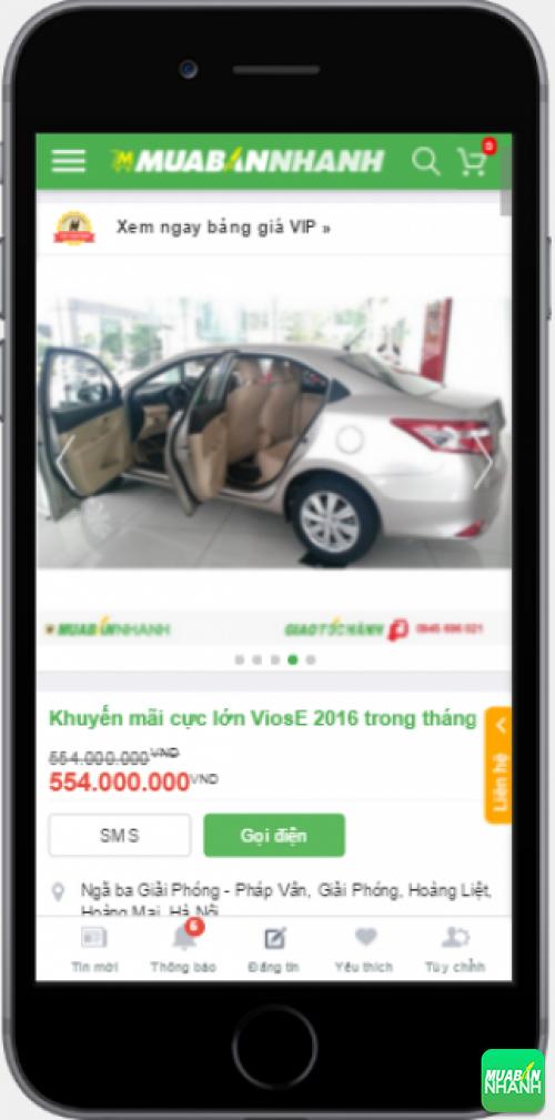 Đánh giá Toyota Vios 2016 từ người dùng trên Mạng xã hội MuaBanNhanh