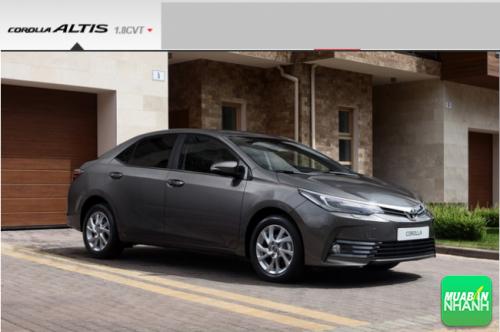Đánh giá khả năng vận hành Toyota Corolla Altis 2017