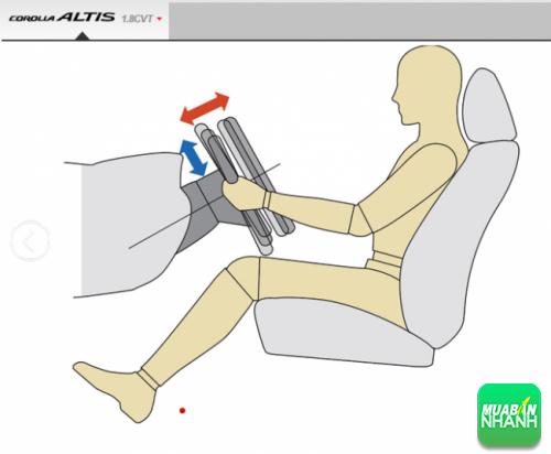 Thông số kỹ thuật an toàn bị động Toyota Corolla Altis 2017