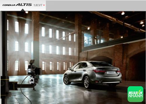 Toyota Corolla Altis 2017: bạn đường đáng tin cậy cho mọi gia đình