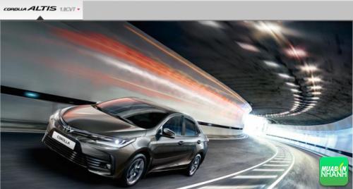 Những lý do không thể không mua Toyota Corolla Altis 2017