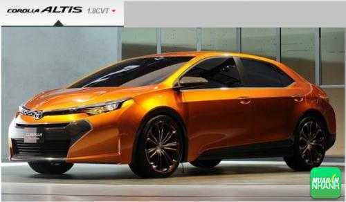 Một vài điểm trừ trên xe Toyota Corolla Altis 2017