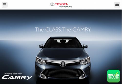 Đánh giá ngoại thất Toyota Camry 2016