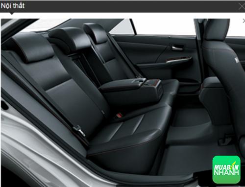 Chức năng ngả lưng ghế điều chỉnh điện