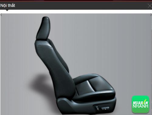 Ghế lái chỉnh điện