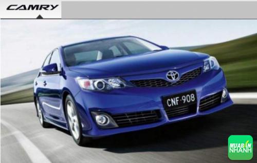 Những lý do nên mua ngay xe sang Toyota Camry 2016