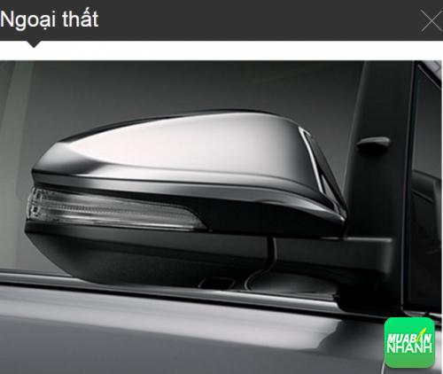 Gương chiếu hậu ngoài Toyota Innova 2016