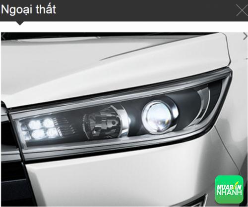 Cụm đèn trước Toyota Innova 2016
