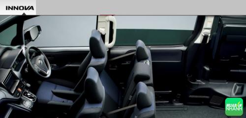 Nội thất Toyota Innova 2016 khoác áo mới hoàn toàn!