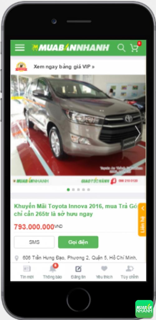 Đánh giá Toyota Innova 2016 từ người dùng trên Mạng xã hội MuaBanNhanh
