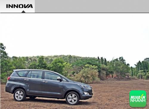 Những lý do không thể không mua Toyota Innova 2016